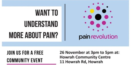 Pain Revolution: Want to Understand More About Pain? tickets