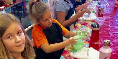 Kids Winter Art Camp Dec 21