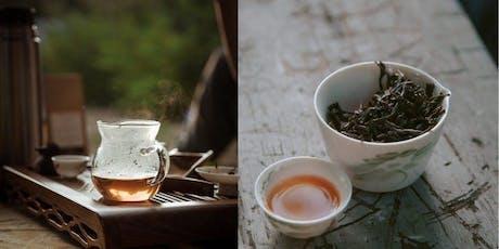 Springtime Tea Tasting tickets
