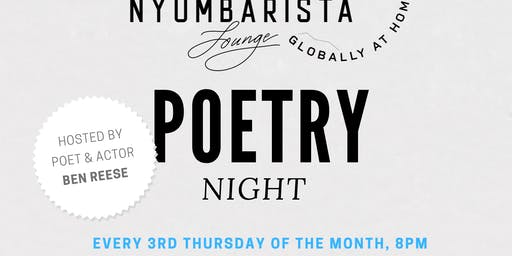 Nyumbarista Lounge Poetry Nite