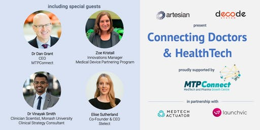 Connecting Doctors & HealthTech