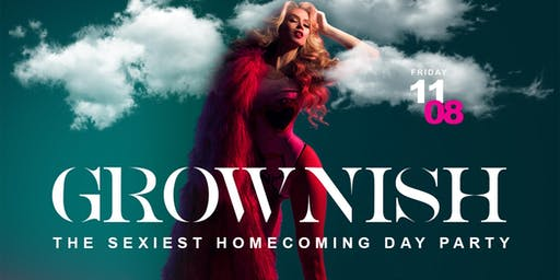 GROWN-ISH: The Sexiest Homecoming Day Party