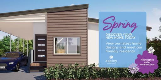 Aspley - View our new home designs