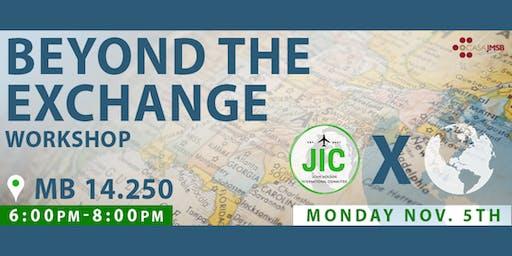 IBUS WEEK: Beyond the Exchange Workshop