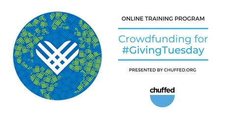 Crowdfunding for #GivingTuesday (Free Online Training Program) tickets