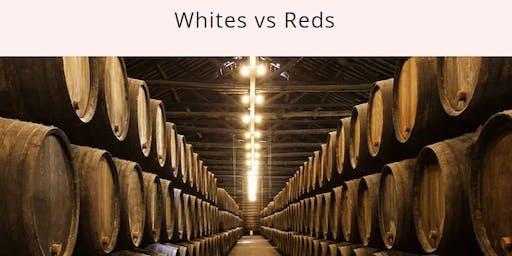 Whites Wine vs Red Wines