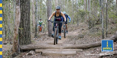 Girls and guys intermediate mountain bike skills tickets