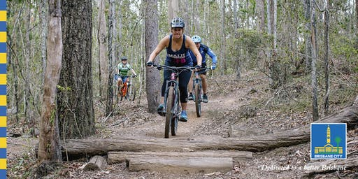 Get good at riding a mountain bike (adult)