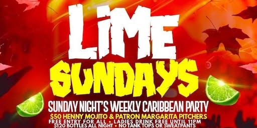 Lime Sundays