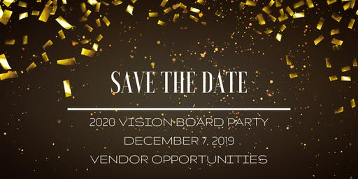 2020 Ultimate Vision Board Party: Year of Vision