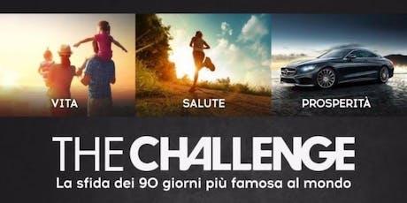 Siracusa Challenge Group Party biglietti