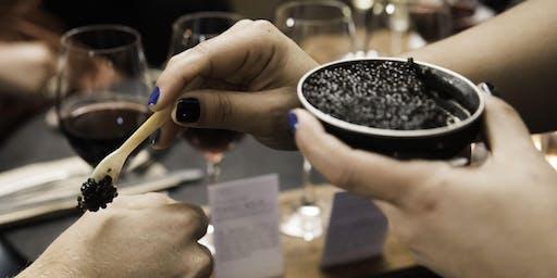 Wine & Caviar Workshop - A Night Of Indulgence