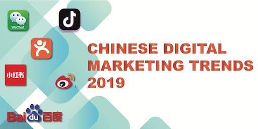 Chinese Digital Marketing Trends 2019