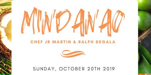 """MINDANAO""  Pop-Up  Chef JR Martin and Ralph Degala at TATANG NoHo"