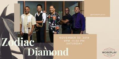 Zodiac Diamond performs live music Saturday night