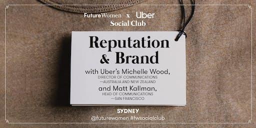 Future Women Social Club:  Brand and Reputation