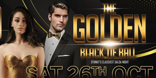 Black Tie Ball - Sydney's Classiest Salsa Night!