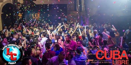 Cuba Libre Halloween 2019 in Tropicana Atlantic City 2019