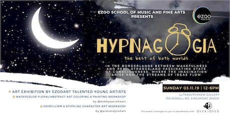 Hypnagogia Ezoo Art Exhibition  tickets