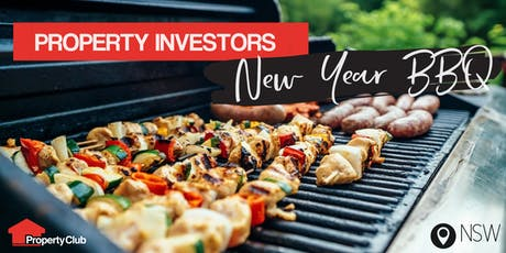 NSW | Property Club | Property Investors New Year BBQ tickets
