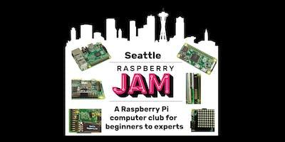 Seattle Raspberry Pi Jam Coding and Hardware Club