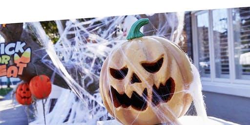 Halloween Witch's Kitchen