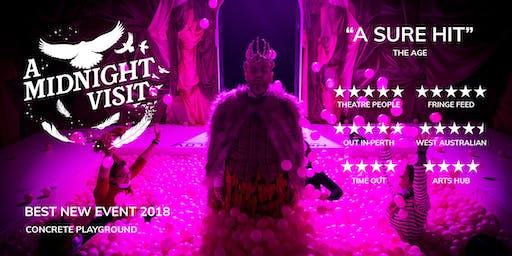 A Midnight Visit: Thurs 14 Nov