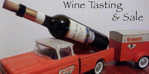 Wine Tasting & Sale