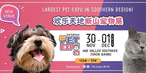 PET EXPO JOHOR BAHRU 2019