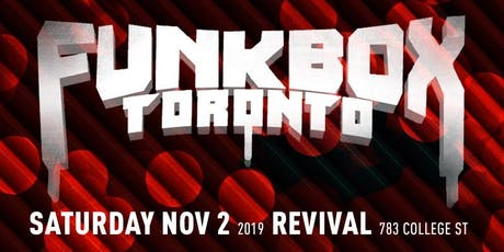 Funkbox NYC Party (Toronto Edition) tickets