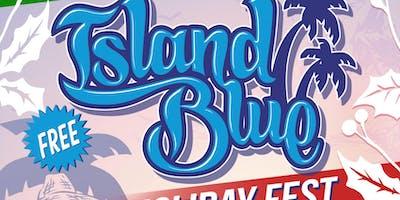 Island Blue Holiday Fest