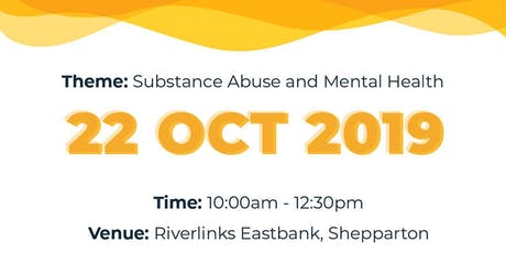 Substance Abuse and Mental Health tickets