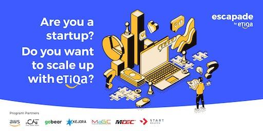 escapade by Etiqa Info Session - Kuala Lumpur