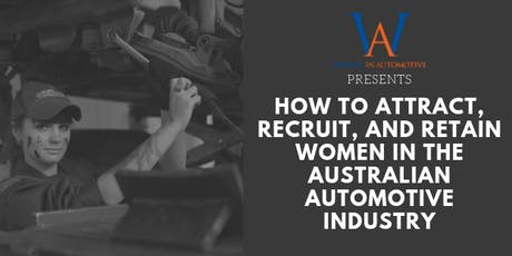 Women in Automotive Guide Launch Event! tickets
