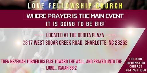 "Love Fellowship Church ""Prayer Summit 2019"""