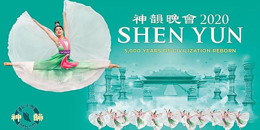 Shen Yun 2020 World Tour @ Salt Lake City, UT