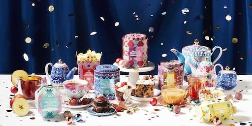T2 Carousel Christmas Tea Society Event