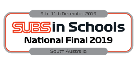 SUBS in Schools National Final : Industry Networking Event tickets
