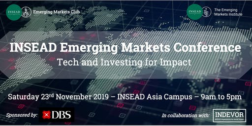 INSEAD Emerging Markets Conference