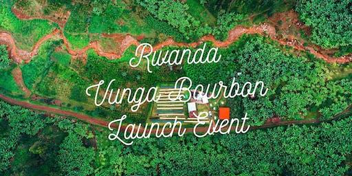 Rwanda Vunga Bourbon Launch Event