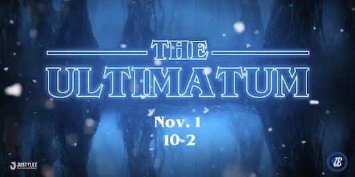 #TheUltimatum2k19