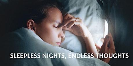 Break the Sleep-Stress cycle tickets
