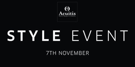 Acuitis Opticians and Hearing Care - Eyewear Styling Consultation tickets