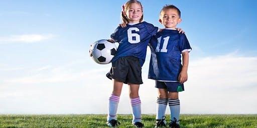 THURSDAYS: Soccer (G.3-G.4) Boys and Girls - 1,400 baht