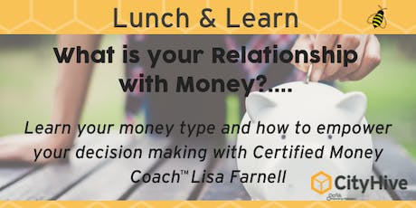 Money Talks - Lunch and Learn tickets