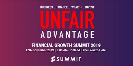 Financial Growth Summit tickets