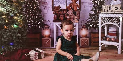 Holiday Portraits for Kids (Nov. 30)