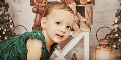 Holiday Portraits for Kids (Nov. 23)