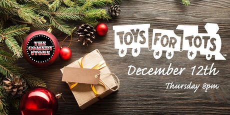 Toys for Tots - Thursday - 8pm tickets