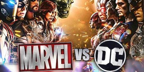 MARVEL vs DC - TRIVIA NIGHT tickets